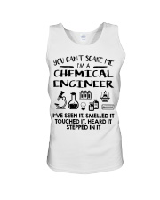 Chemical Engineer You Can't Scare Me Unisex Tank thumbnail