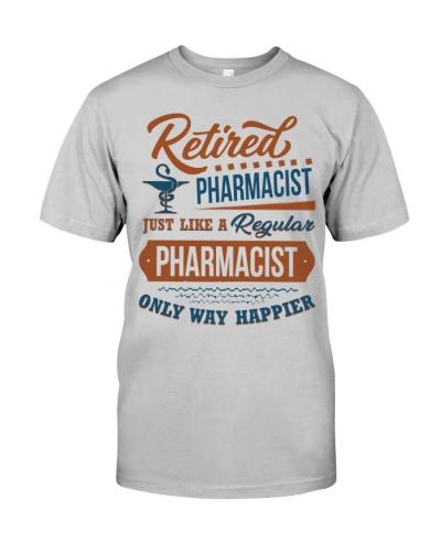 Retired Pharmacist