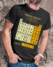 Periodic Table Of Beer Classic T-Shirt lifestyle-mens-crewneck-front-4