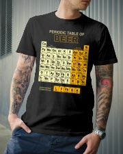 Periodic Table Of Beer Classic T-Shirt lifestyle-mens-crewneck-front-6