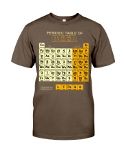 Periodic Table Of Beer Classic T-Shirt thumbnail