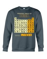 Periodic Table Of Beer Crewneck Sweatshirt thumbnail