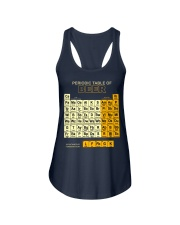 Periodic Table Of Beer Ladies Flowy Tank thumbnail