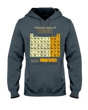 Periodic Table Of Beer Hooded Sweatshirt thumbnail