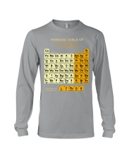 Periodic Table Of Beer Long Sleeve Tee thumbnail