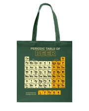 Periodic Table Of Beer Tote Bag thumbnail