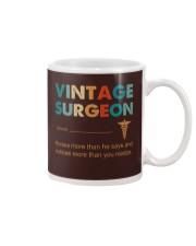 Vintage Surgeon Knows More Than He Says Mug thumbnail