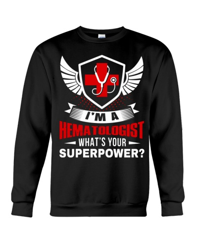 Whats Your Superpower Hematologist