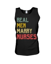 Real Men Marry Nurses Unisex Tank thumbnail
