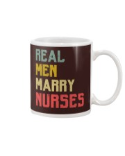 Real Men Marry Nurses Mug thumbnail