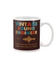 Vintage Sound Engineer Knows More Than He Says Mug thumbnail