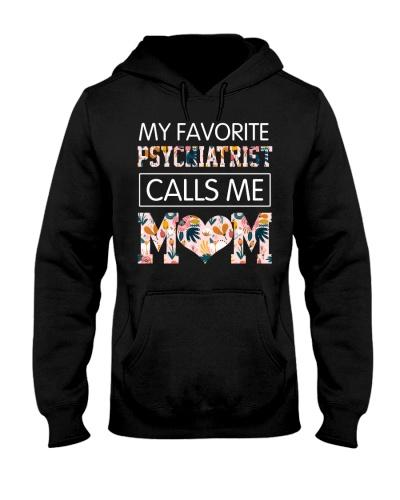 Psychiatrist Calls Me Mom