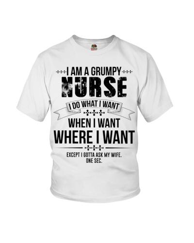 I Am A Grumpy Nurse
