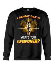Doctor What's Your Superpower Crewneck Sweatshirt thumbnail
