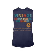 Vintage Structural Engineer Knows More Than He Sleeveless Tee thumbnail