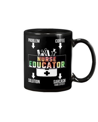 Problem Coffee Sarcasm Nurse Educator