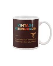 Vintage Veterinarian Knows More Than He Says Mug thumbnail