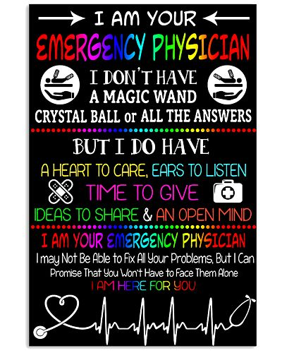 I Am Your Emergency Physician