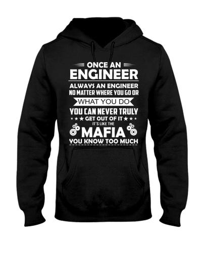 Once An Engineer Always An Engineer