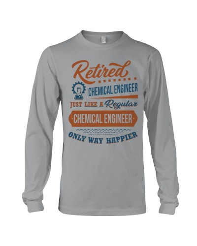 Retired Chemical Engineer