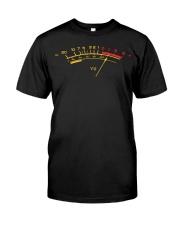 Vu Meter Classic T-Shirt front