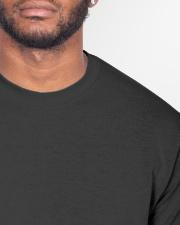 Vu Meter Classic T-Shirt garment-tshirt-unisex-detail-front-neck-01