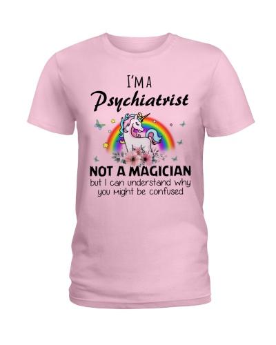 I'm A Psychiatrist Not A Magician