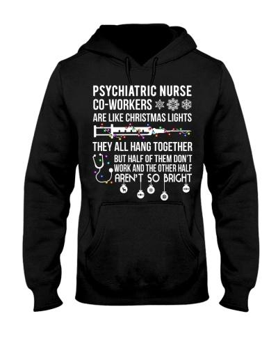 Psychiatric Nurse Co-workers