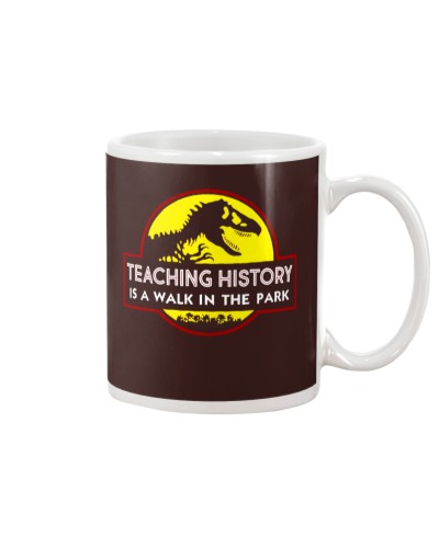 Teaching History Is A Walk In The Park