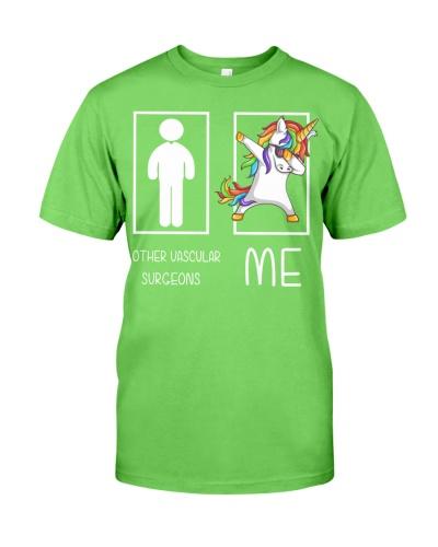 Other Vascular Surgeons Me Unicorn Dabbing