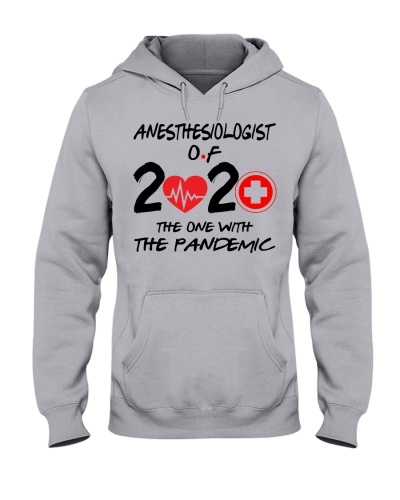 Anesthesiologist The One With The Pandemic
