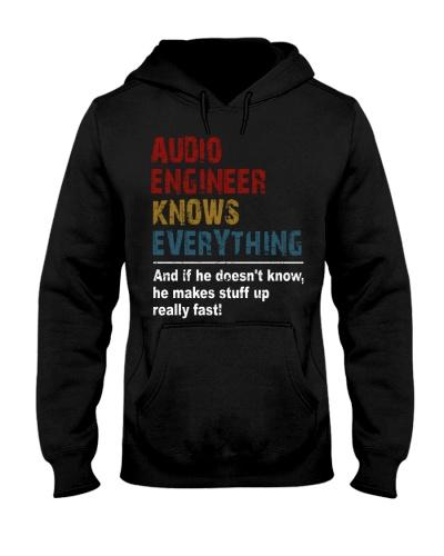 Audio Engineer Knows Everything