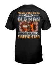Let This Old Man Show You Firefighter Classic T-Shirt thumbnail