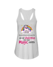 Anesthesiologists Are Like Unicorns Ladies Flowy Tank thumbnail