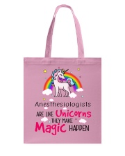 Anesthesiologists Are Like Unicorns Tote Bag thumbnail