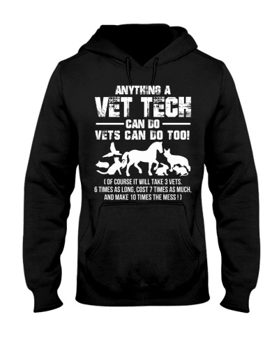 Anything A Vet Tech Can Do Vets Can Do Too
