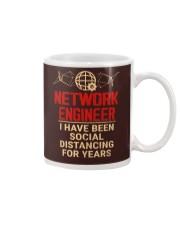 Network Engineer Has Been Social Distancing Mug thumbnail