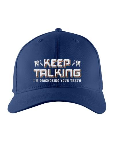 Keep Talking I'm Diagnosing Your Teeth