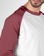 I'm The Sound Guy No One Knows Baseball Tee garment-baseball-tee-detail-front-sleeve-01