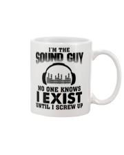 I'm The Sound Guy No One Knows Mug thumbnail