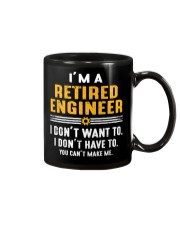 I'm A Retired Engineer I Dont Want To Mug front