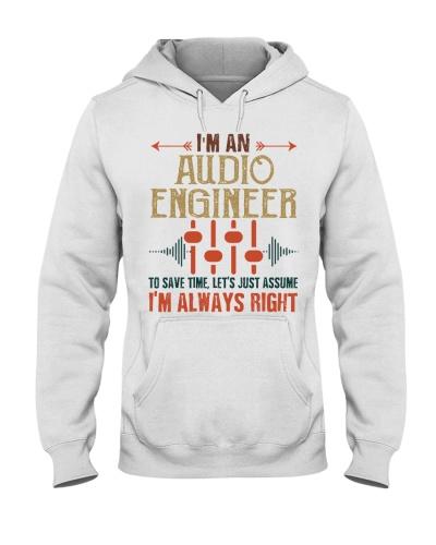 Audio Engineer Always Right