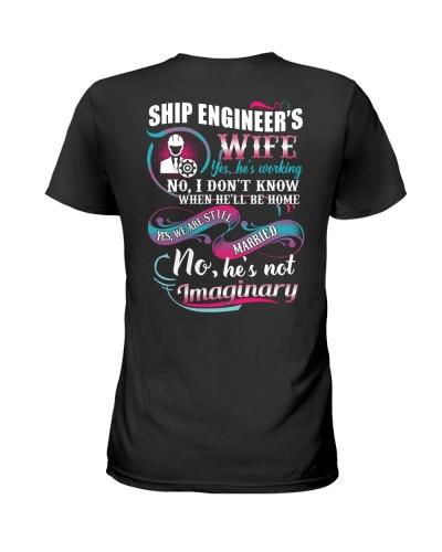 Ship Engineer's Wife