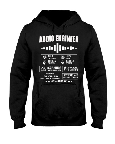 Multi Tasking Audio Engineer