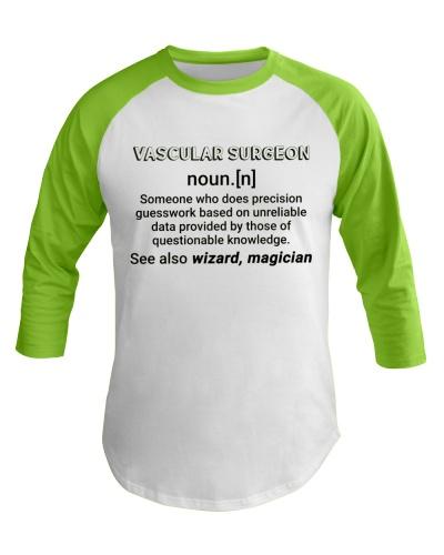 Vascular Surgeon Noun