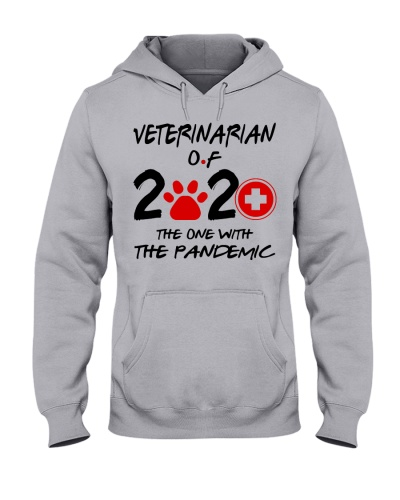 Veterinarian The One With The Pandemic
