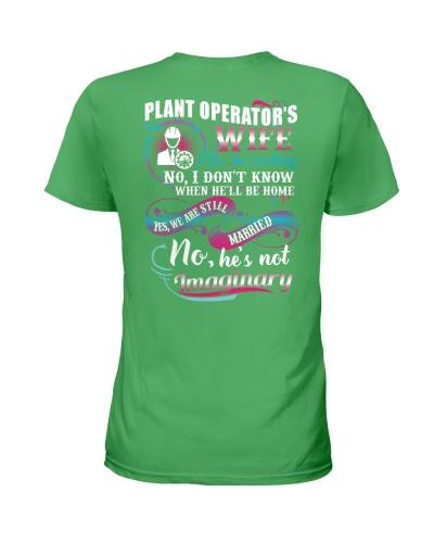 Plant Operator's Wife