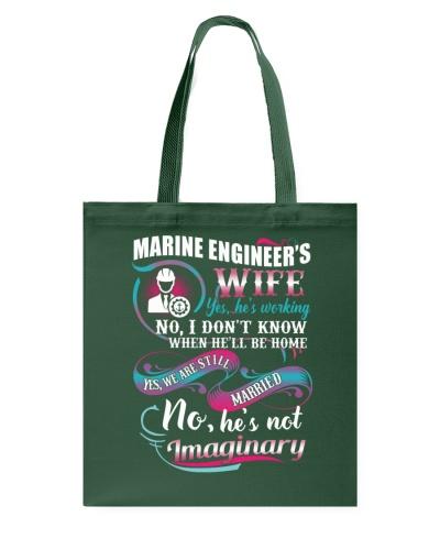 Marine Engineer's Wife
