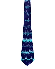 Sound Waves Tie front