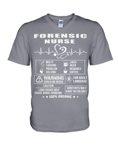 Multi Tasking Forensic Nurse